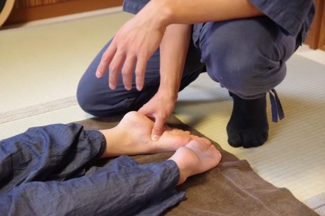 母趾と意志力、決断力、モートン病の関係