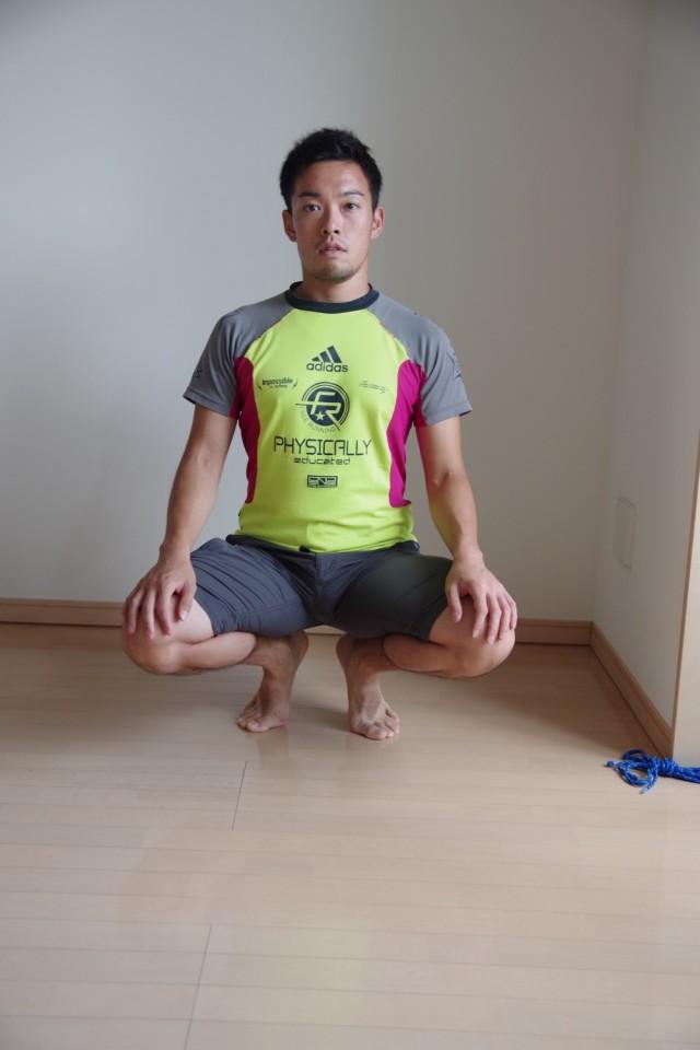 モートン病改善体操