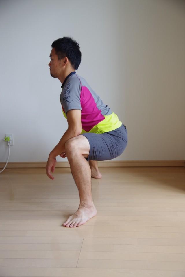 ぎっくり腰の原因は体の使い方の問題