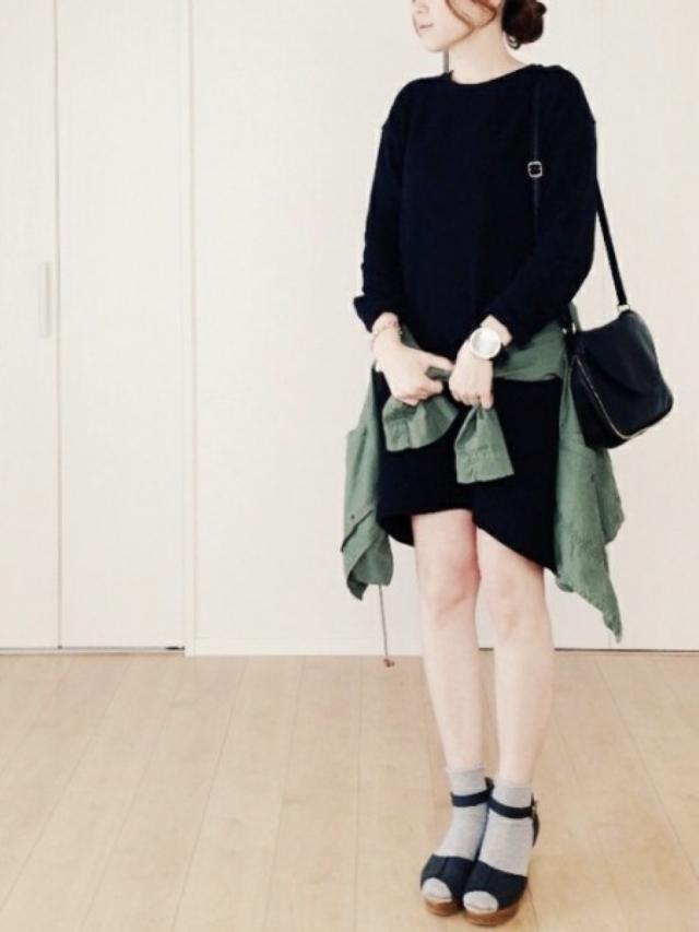 腰帯ファッション2