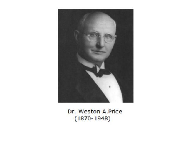 プライス博士(1870-1948)の研究