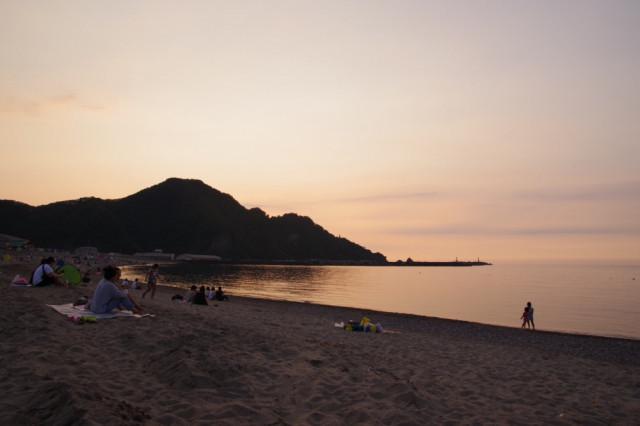 海キャンプ